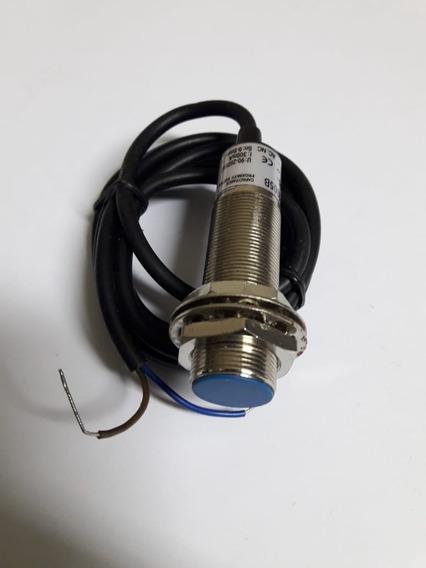Sensor Capacitivo 5mm 90-250vac, Nf - Scm18-5 Nc