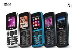 Celular Blu Z5 Z210 Tela 1.8 Radio Fm Bluetooth Novo