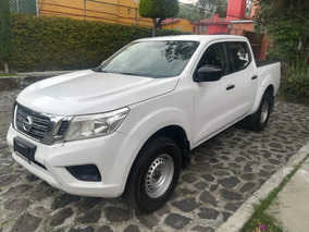 Nissan Np300 Frontier 2016 2.5 Xe Aa Mt Dos Llaves
