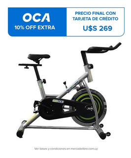 Bicicleta Spinning 500bs Tecnofitness By Athletic
