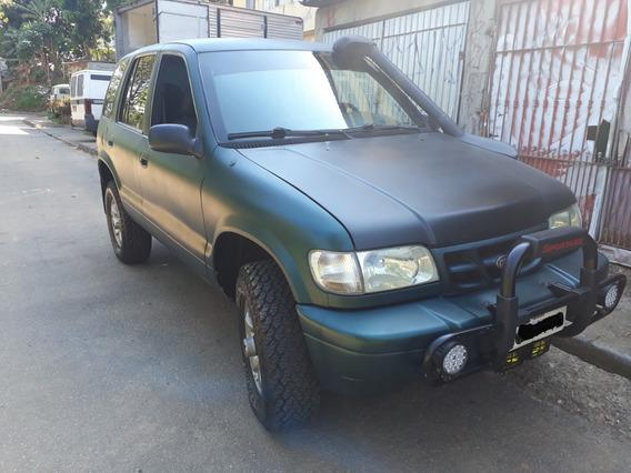 Kia Sportage - 2.0 16v - 4x4 - Mec - 1999 - Gasolina