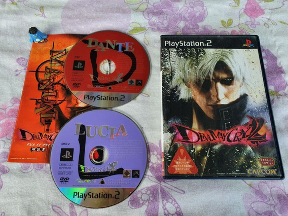 Ps2 Devil May Cry 2 Original Japonês