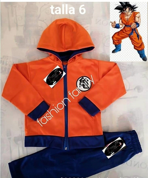 Traje De Super Héroes Dragon Ball Dr ¿