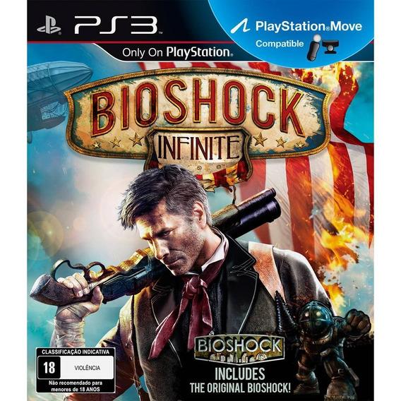 Jogo Bioshock - Infinite (novo) Ps3
