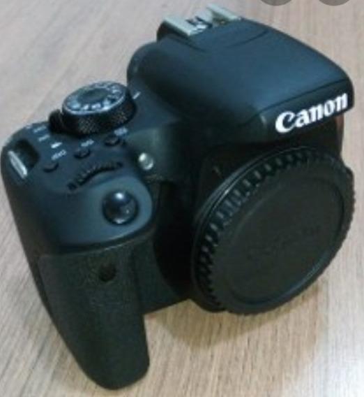 Camera Canon T7i Em Perfeito Estado