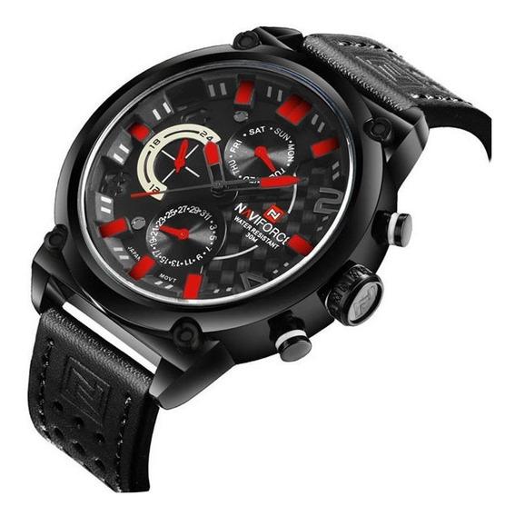 Relógio Naviforce Original Modelo 9068 Lançamento