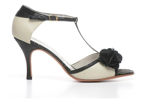 Sello Buen Diseño Zapato Manon Tango Baile Gretaflora
