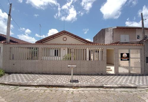 Imagem 1 de 14 de 5023 - Casa 4 Dormitórios Edícula Santa Eugênia Mongaguá