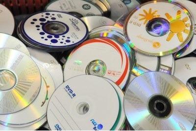200 Cd / Dvd Para Decoração E Artesanato
