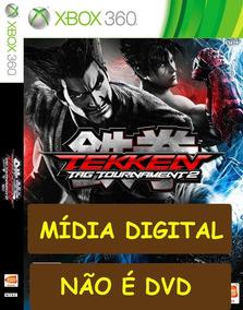 Tekken Tag Tournament 2 Xbox 360 - Mídia Digital