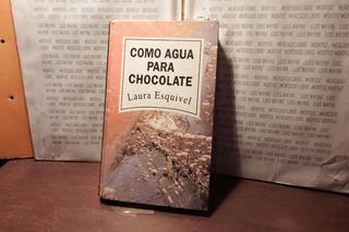 Libro Físico Como Agua Para Chocolae Laura Esquivel Clasico