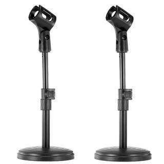 Neewer® 2-pack Nw- (pc-02) Negro Ajustable En Altura (9.4