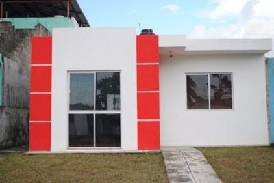 Excelente Casa En Chiapas