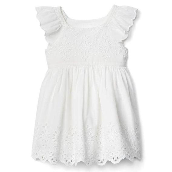 Vestido Branco Gap