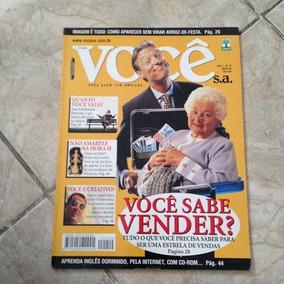 Revista Você S/a N10 Abril99 Você Sabe Vender?