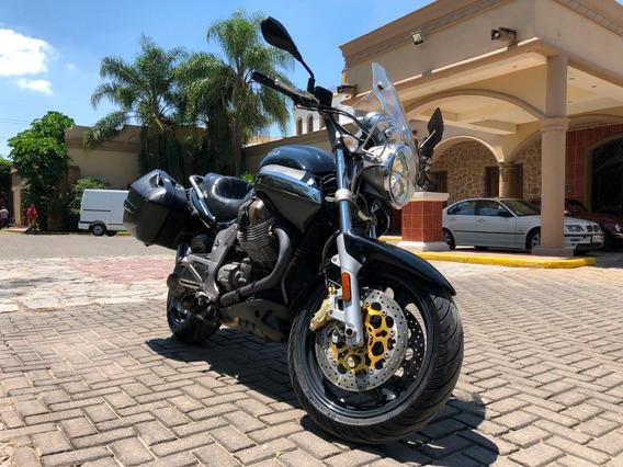 Moto Guzzi Breva 2006 1100cc Doble Prosito Bmw R1200 Guzzi