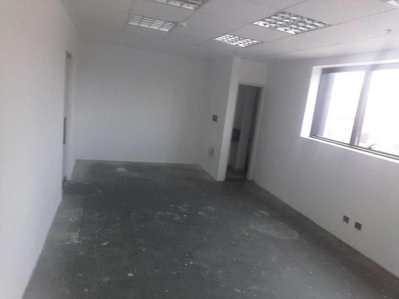 Sala Em Vila Guiomar, Santo André/sp De 32m² À Venda Por R$ 265.000,00 - Sa335936