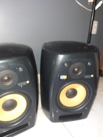 Monitor Referencia De Áudio Krk Vxt 8