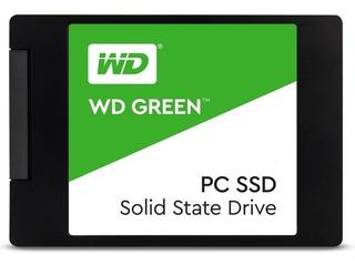 Disco Duro Solido Ssd 2.5 7mm Wd Green 240gb Sata 3.0