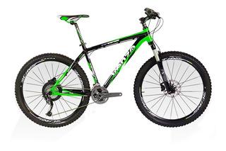 Bicicleta Rod 26 Mtb Venzo Viper Disco 3x9v Usada