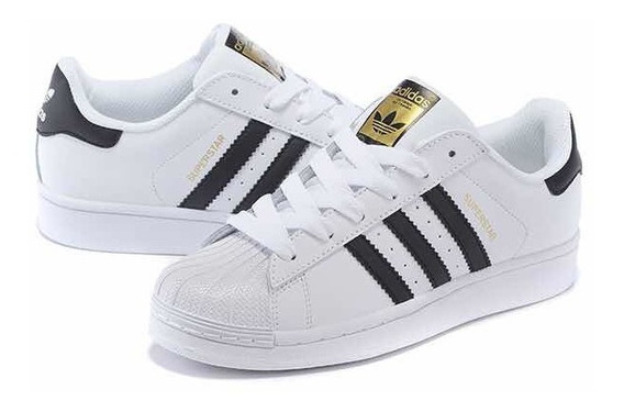 Zapatilla adidas Superstar Blanco/negro