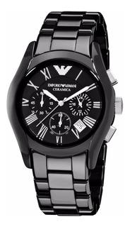Reloj Emporio Armani® Ar1400 Cronometro Original Importado
