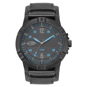 Relógio Masculino Mormaii Steel Basic Preto Mo2036ir/2a