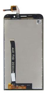 Tela Touch Display Lcd Asus Zenfone 2 Ze 551ml