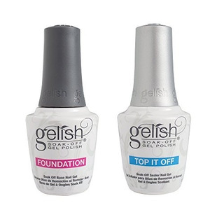Gelish Dynamic Duo Soak-off Esmalte De Uñas En Gel - Base De