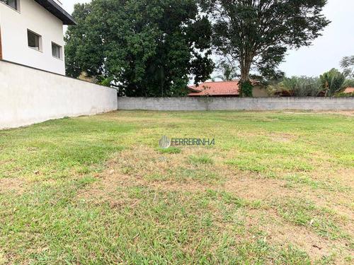 Terreno À Venda, 450 M² Por R$ 1.150.000,00 - Jardim Do Golfe - São José Dos Campos/sp - Te2094