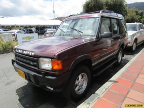 Land Rover Discovery Otros