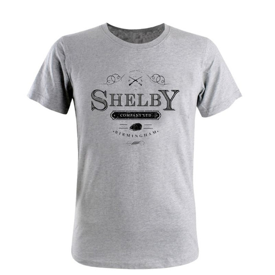 Remera De Hombre Peaky Blinders Series Shelby Brothers M15