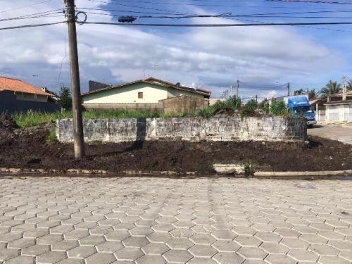 Terreno À Venda No Balneário São Jorge - Itanhaém 5964 P.c.x