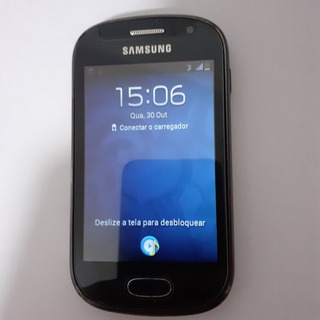 Celular Samsung Galaxy Fame Gt-s6810b - Usado