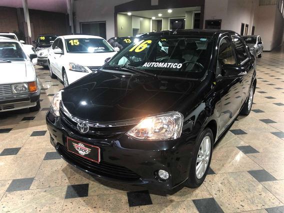 Toyota Etios 1.5 Xls Sedan 16v Flex 4p Manual 2015 2016
