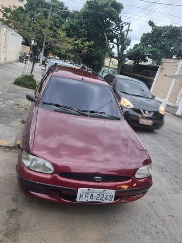 Ford Escort 2000 1.8 Glx 5p Perua