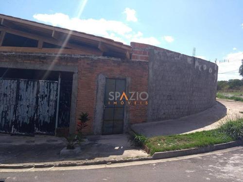 Imagem 1 de 11 de Casa Residencial À Venda, Park Palmeira, Rio Claro. - Ca0193