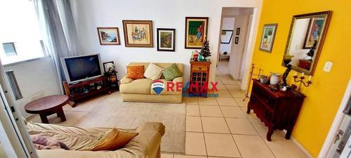 Imagem 1 de 30 de Cobertura Com 3 Dormitórios À Venda, 180 M² Por R$ 330.000,00 - Praia Da Enseada  Rufinos - Guarujá/sp - Co0296