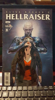 Hellraiser, Comic, Clive Barker N.9, Usado Original