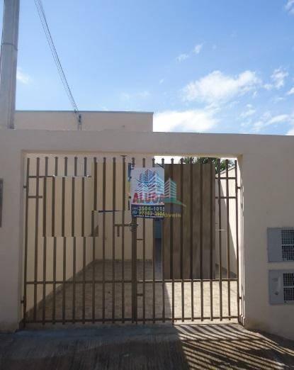Casa Com 1 Dormitório Para Alugar, 70 M² Por R$ 900/mês - Jardim São Sebastião - Hortolândia/sp - Ca0458