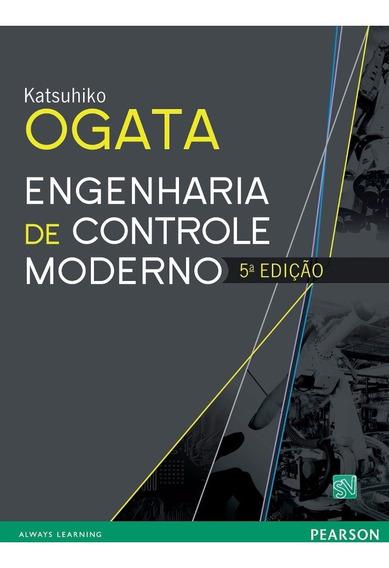 Ogata- 5ª Edição+solucionário