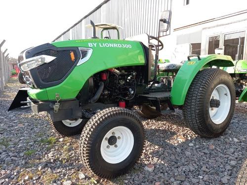 Imagen 1 de 10 de Tractor Chery Parquero De 30 Hp Tipo Kubota
