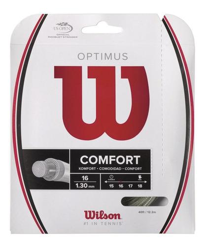 Cuerdas Wilson - Optimus 16 Si - Tenis