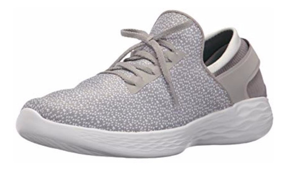 Skechers | Tenis Mujer | Ladies Knit Slip On Shoe | Original