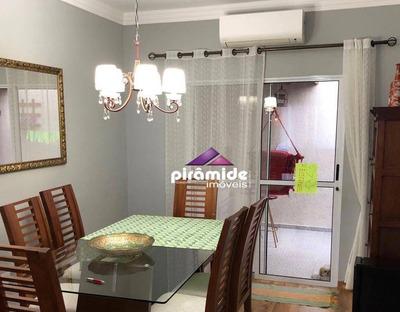 Casa Com 3 Dormitórios À Venda, 149 M² Por R$ 458.000,00 - Jardim Das Indústrias - São José Dos Campos/sp - Ca4580