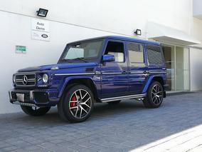 Mercedes Benz Clase G Modelo 2014 Blindada