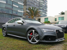 Audi Serie Rs 4.0 7 Performance Tfsi Tiptronic At Mod 2017