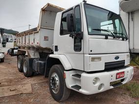 Ford Cargo 1419 Truck Basculante Motor Cummins Reduzido