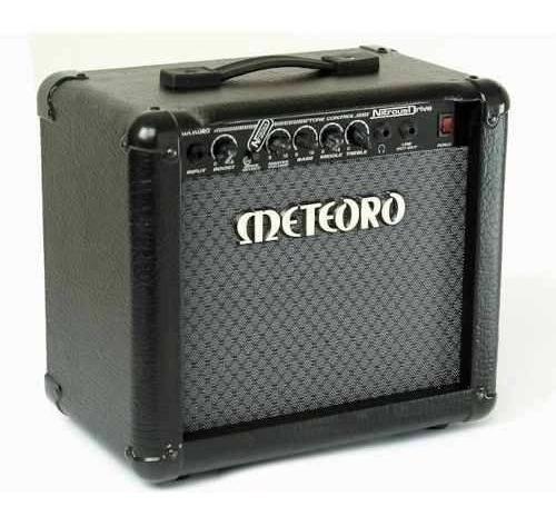 Amplificador P/ Guitarra Meteoro Nitrous Drive 15 8 15w