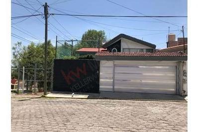 Casa En Venta, 4 Recamaras, Lomas Del Marmol 1ra Seccion